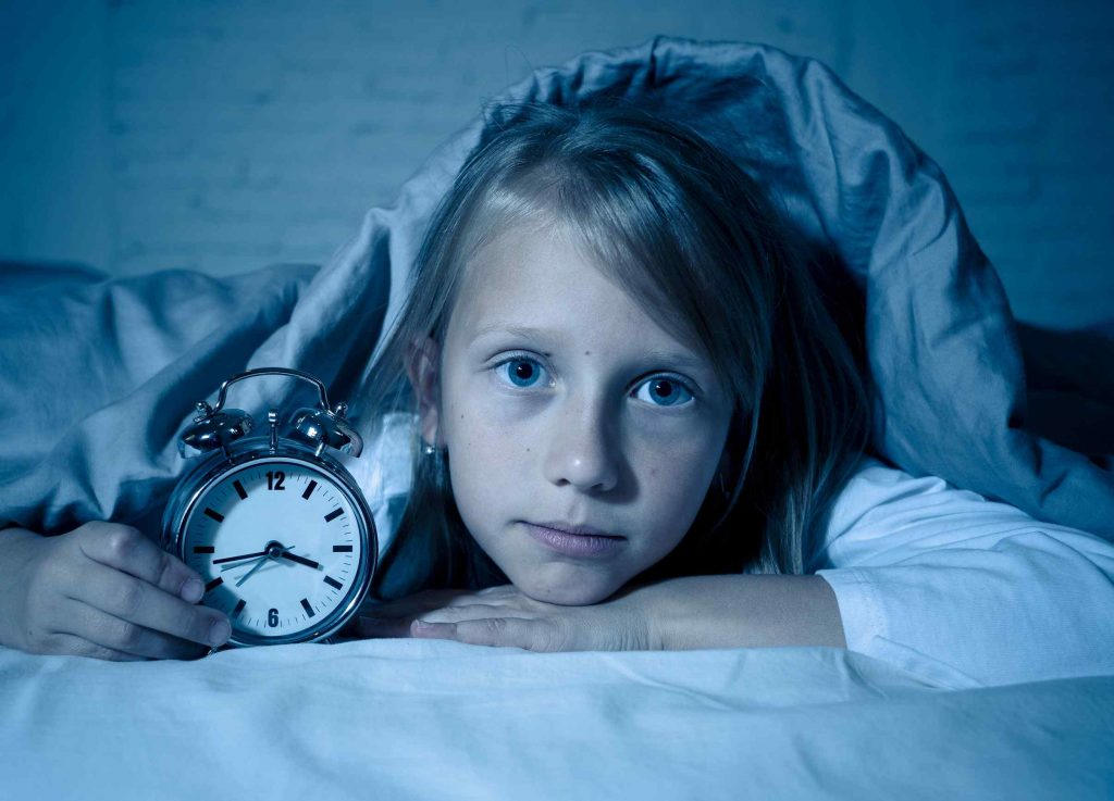 Autism and Sleep Problems - C.A.T