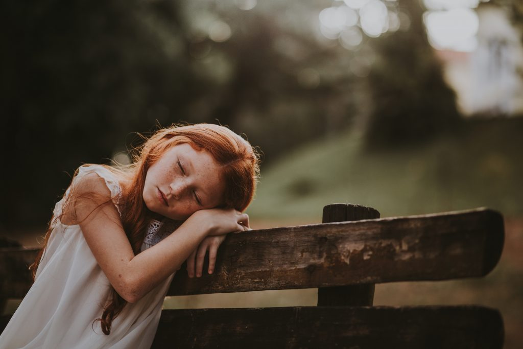 Chronic fatigue with children with autism